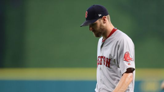 Chris Sale injury update: Red Sox ace goes back on DL with shoulder inflammation