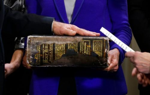 Inaugural tradition: The meaning behind President Biden's Bible