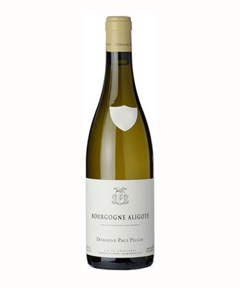 Domaine Paul Pillot Bourgogne Aligoté 2017, Burgundy, France