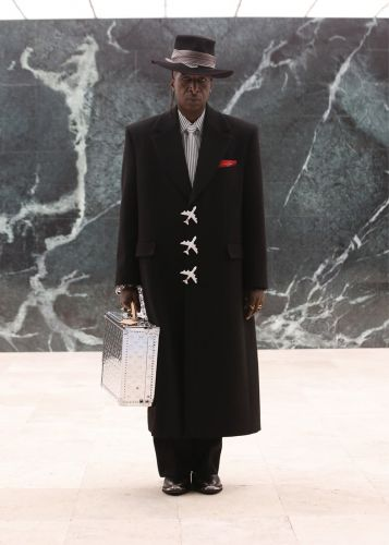 Virgil Abloh Debuts His Most Expressive Louis Vuitton Collection Yet