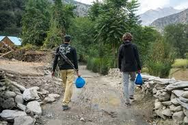 Foreign visitors pour into Kalash Valley in huge numbers