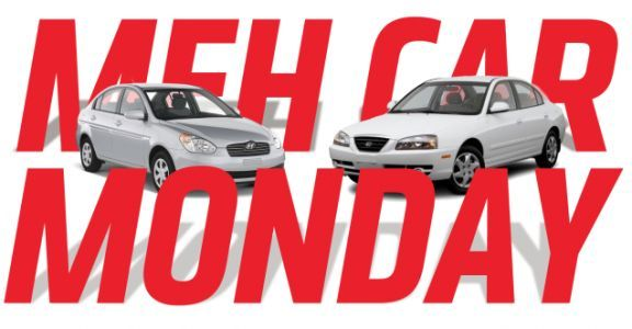 Meh Car Monday: Try And Stay Awake While We Talk About Early 2000s Hyundais