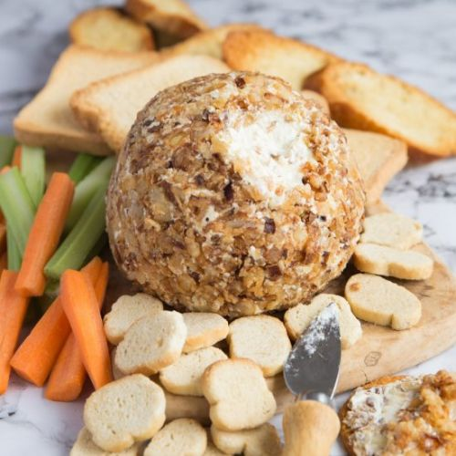 Cream Cheese & Onion Ball