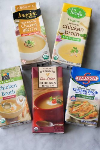 We Tried 5 Brands of Chicken Broth, and Here Is the Winner