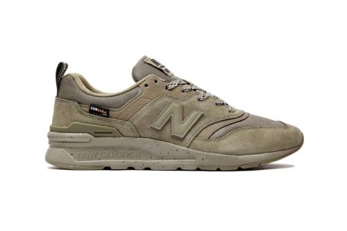 New Balance Drops a Trio of CM997H in Muted CORDURA & Suede