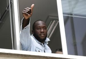 Lukaku in Milan to complete move from Man United to Inter
