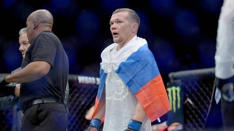 'His athleticism is extremely rare': Wrestling coach describes Petr Yan's MMA aptitude ahead of Fight Island title shot