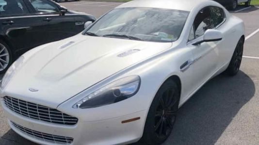 Could a $59,900 Price Have You Rushing to Buy This 2010 Aston Martin Rapide?