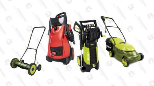 Save Big on Pressure Washers With Today's Deals at Lowe's, Amazon and Home Depot