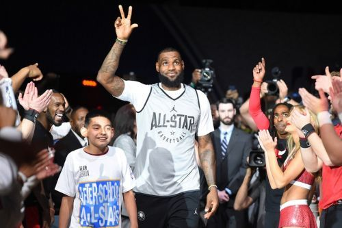 Here's How Much the 2018 NBA All-Star Players Earn From Endorsements