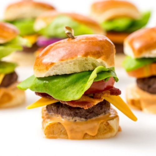 The best baby burgers
