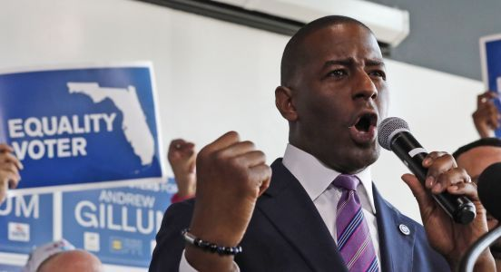 Gillum to launch Florida voter-registration campaign to trip up Trump