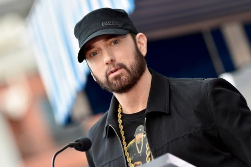 Calling all Stans: Eminem shares phone number on social media