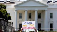 Dozens Of Migrant Kids Reunited With Parents; Others Left In Detention Past Deadline