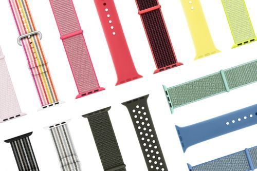 Apple Releases New Collaborative Watch Bands