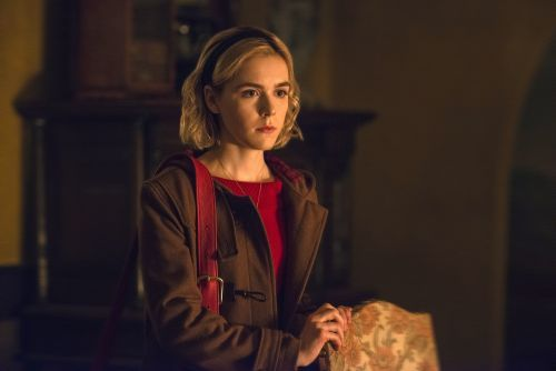 Netflix's 'Chilling Adventures of Sabrina' trailer is creeping Twitter out