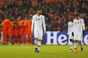 Dutch win over France demotes Germany in UEFA Nations League