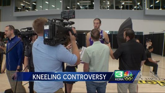 Kings, fans talk political protests in sports