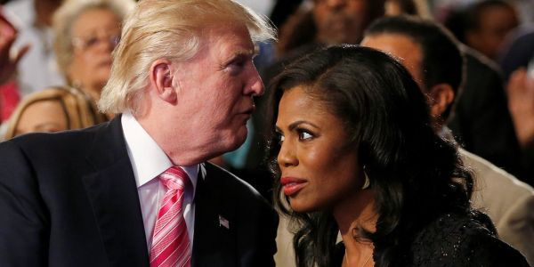 'She's a lowlife': Trump blasts Omarosa following bombshell claims in upcoming tell-all book