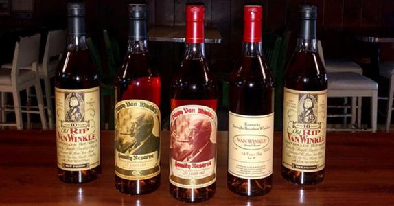 Pappy Thanksgiving: This Bar Is Giving Away Its Pappy Van Winkle Stock for Cheap