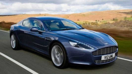 Nobody ever talks about the Aston Martin Rapide!
