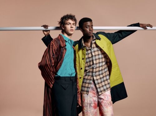 Everyday Eclecticism: Efraim & Babacar for MatchesFashion