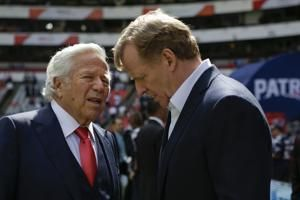 Authorities: Kraft visited parlor for sex on day of AFC game