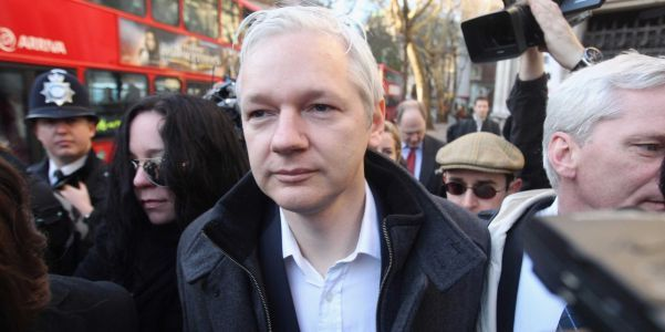 The DOJ is reportedly preparing to indict WikiLeaks founder Julian Assange