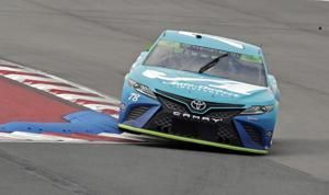 The roval at Charlotte is the big NASCAR race worth watching