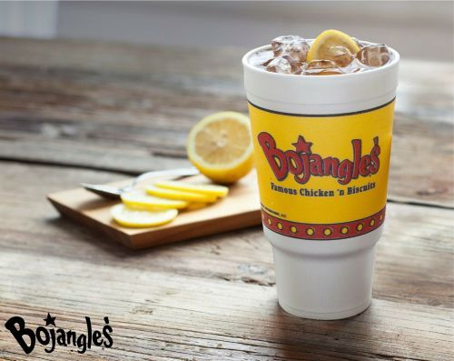 This Summer's Forecast Calls for Bojangles' Legendary Iced Tea