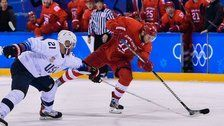 U.S. Hockey Team Can't Even Score A Goal Against Russians At Winter Olympics