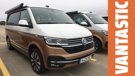 I Doubt I'm Going To Look At This, But If I Did, What Do You Want To Know About The New Volkswagen Camper Van?