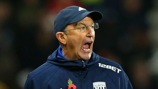 Pulis axed by West Brom as Premier League slide continues