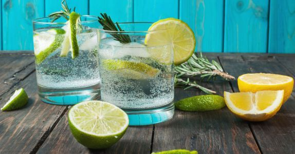 Scottish Distillery Uses Peas To Create 'World's First Climate-Positive Gin'