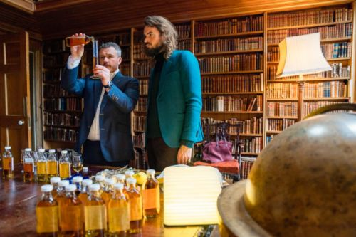 Royal Salute Launches New Kew Palace Whisky Blend