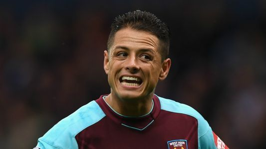 Chicharito denies reports he wants to leave West Ham for Chivas