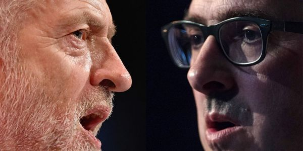 Jeremy Corbyn sacks Owen Smith for calling for a second Brexit referendum