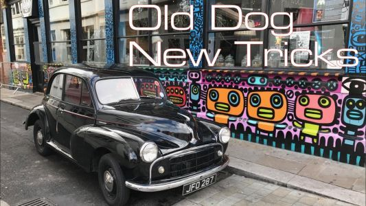 This Classic British Car Is All-Electric, 100% Recycled - and Affordable Too!