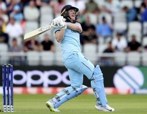 Morgan, England set records in World Cup win over Afghans