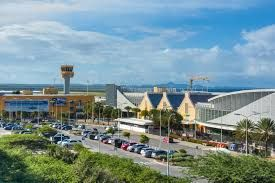 Curaçao Hato International airport gaining from the country's sturdy increase in tourism numbers