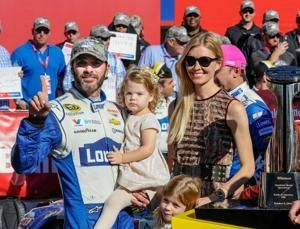 Jimmie Johnson has long career ahead to sell to sponsors