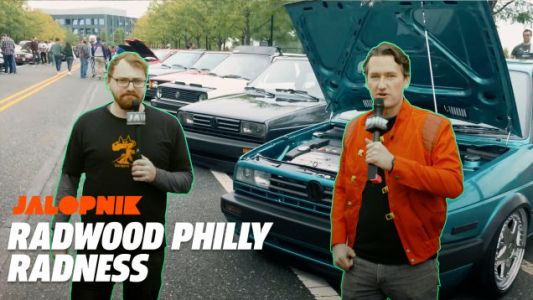 Let's Get Up Close With Some of the Best Cars at Radwood Philadelphia