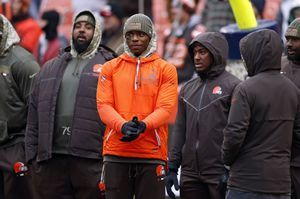 Gordon back from suspension, set to practice with Browns