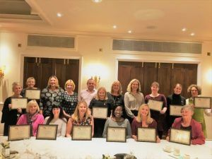 Fred. Olsen celebrates the first graduates from its new Women's Leadership Netwo