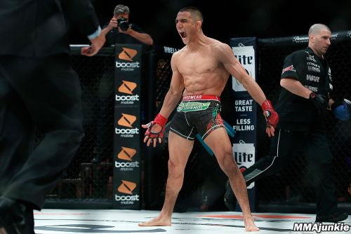 Bellator 206's Leandro Higo vows to 'shock the world' against super-prospect Aaron Pico