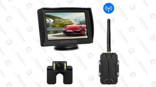 Add a Backup Camera to Any Car For $64