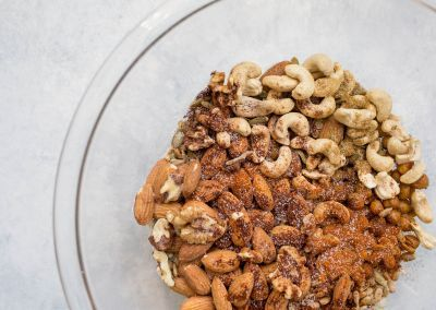 Ultimate Chickpea Snack Mix