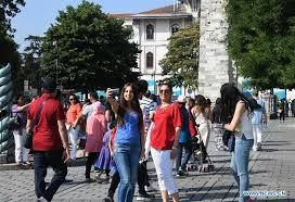 Istanbul attracts record number of international visitors