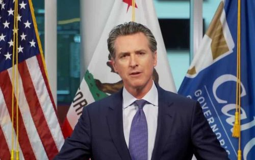 Gov. Newsom provides coronavirus update