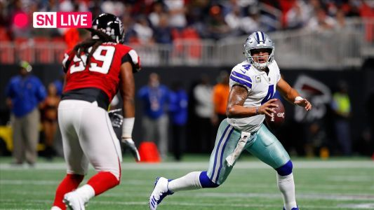 Cowboys vs. Falcons: Score, live updates from Week 11 game in Atlanta